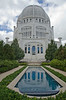 Bahai Temple in Wilmette, Illinois