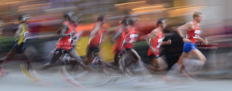 Impressions of the Chicago Marathon