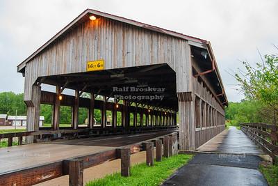 Morrison Covered Bridge