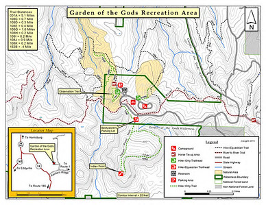 Garden of the Gods Recreation Are