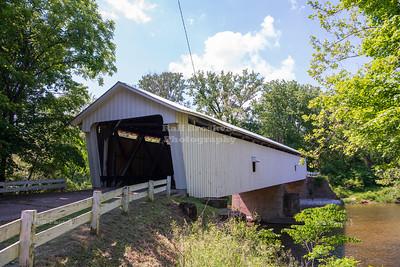 Darlington Covered Bridge, Montgomery County, Indiana