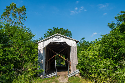 Wallace Covered Bridge, Fountain County, Indiana