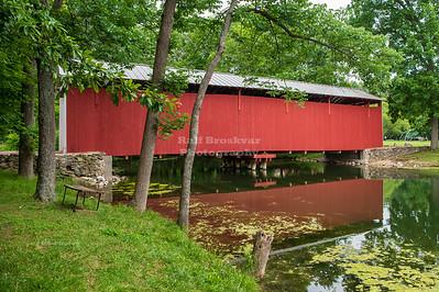 Irishman's Covered Bridge, Vigo County, Indiana