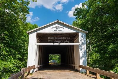 Rob Roy Covered Bridge, Fountain County, Indiana