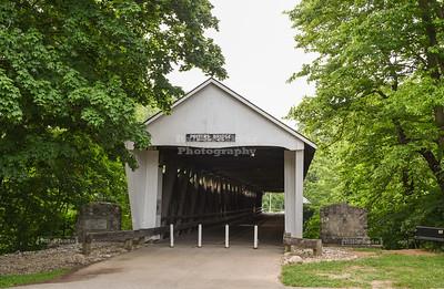 Potter's Covered Bridge, Hamilton County, Indiana