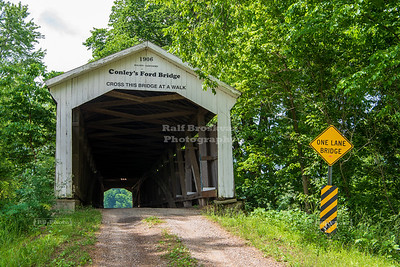 Conley's Ford Covered Bridge, Parke County, Indiana