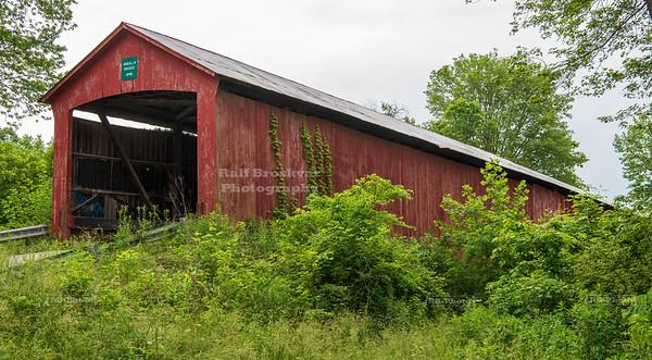 Oakalla Covered Bridge, Putnam County, Indiana