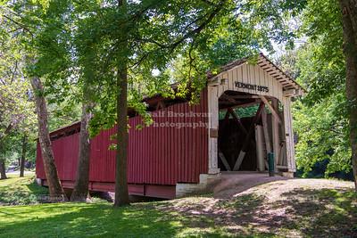 Vermont Covered Bridge, Howard County, Indiana
