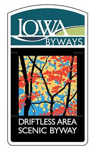 Driftless Area Scenic Byway, Iowa