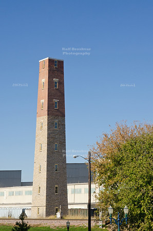 Shot Tower in Dubuque