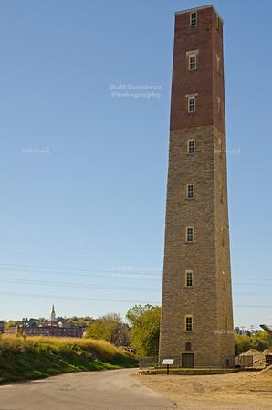Dubuque Shot Tower