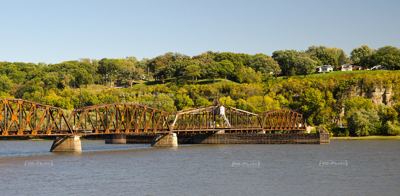 Dubuque Rail Bridge
