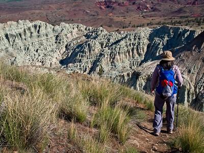 Sheep Rock - The Blue Basin