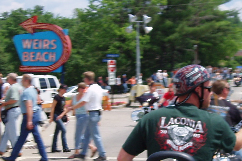 Laconia 2006 - Bikers