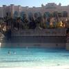 wave pool at Mandalay Bay