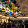 Chihuly blown glass at the Bellagio.<br /> <br /> Vegas 2008-09