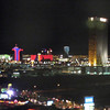 View from Riviera Hotel.<br /> <br /> Vegas 2008-09