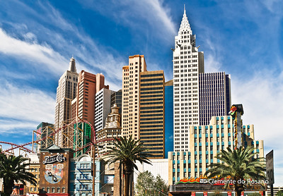 New York New York Hotel & Casino, Las Vegas, USA