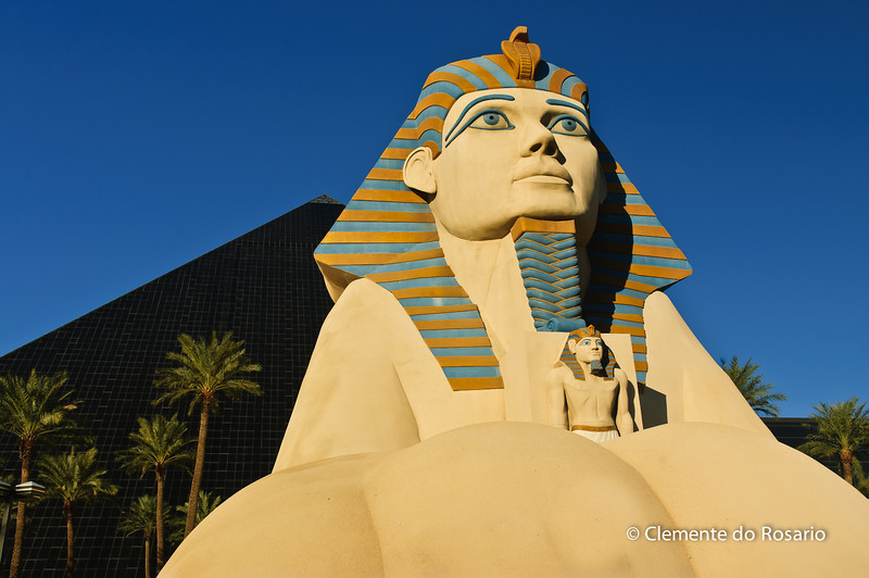 Luxor Casino and Hotel, Las Vegas,USA