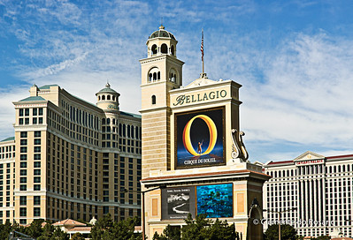 Bellagio Casino & Hotel, Las Vegas, USA