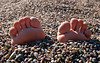 Martin's toes
