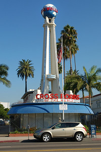 Crossroads of the World | 6671 Sunset Boulevard | 2005 America's first outdoor shopping mall 1936 by Robert V. Derrah