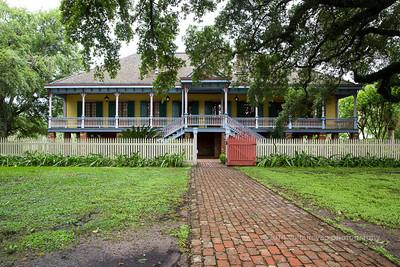 Creole Plantation Home