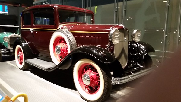 MI, Ford Rouge Factory Tour