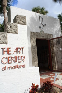 The Art Center of Maitland Taken By: Ciara Mulvaney