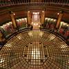 Rotunda's Glass Floor (From the 3rd Floor)