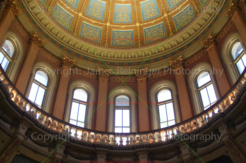 Dome (From the 5th floor)