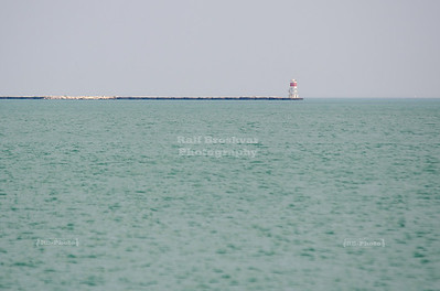 Calumet Harbor Breakwater South End Light