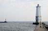 Frankfort North Breakwater Lighthouse, Michigan