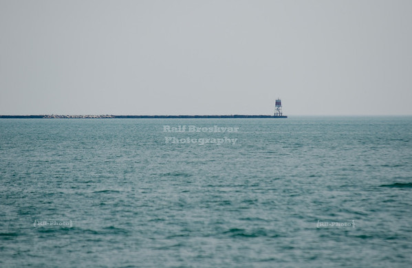 Calumet Harbor Breakwater Light