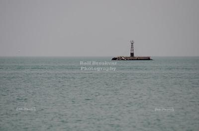 Hammond Intake Crib Lighthouse