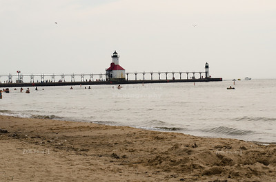 St. Joseph Pier Lighthouse