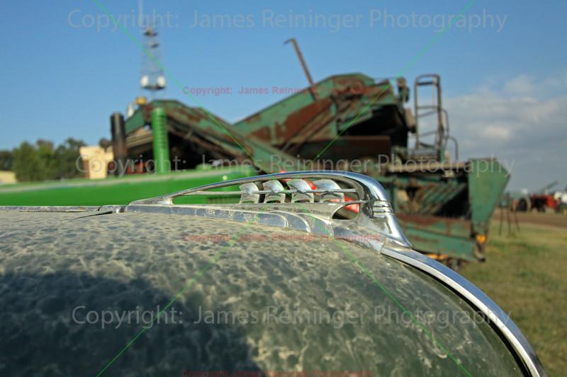 1939 Plymouth Hood Ornament (Sailboat)