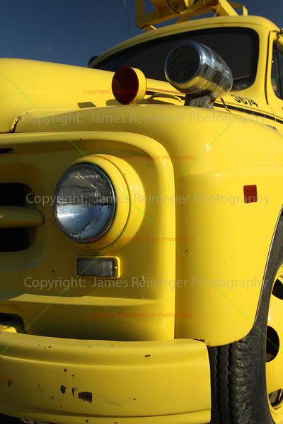 1955 International Fire Truck
