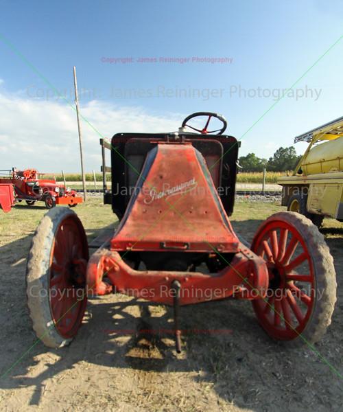 1920 International Fire Truck