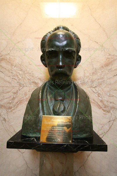 Bust of Jose Marti