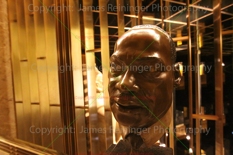 Bust of Martin Luther King Jr
