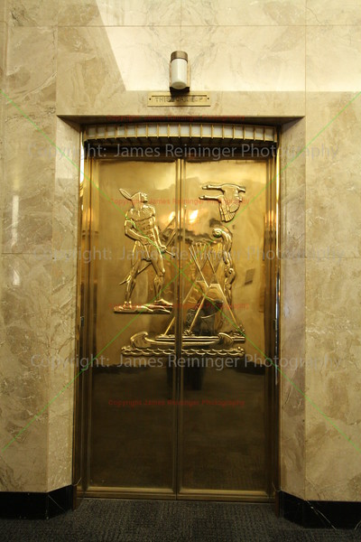 Elevator Doors (by Albert Stewart)