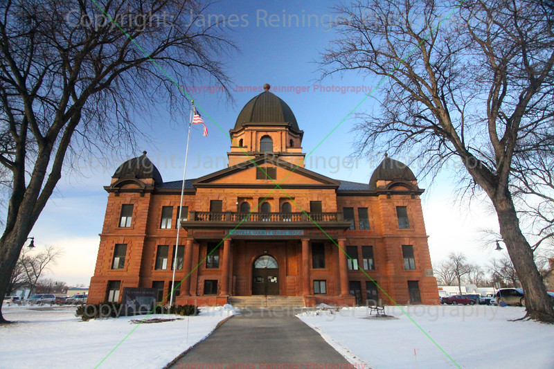 Renville County Courthouse