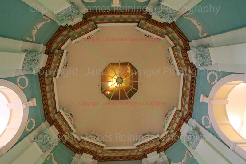 Rotunda of the Renville County Courthouse