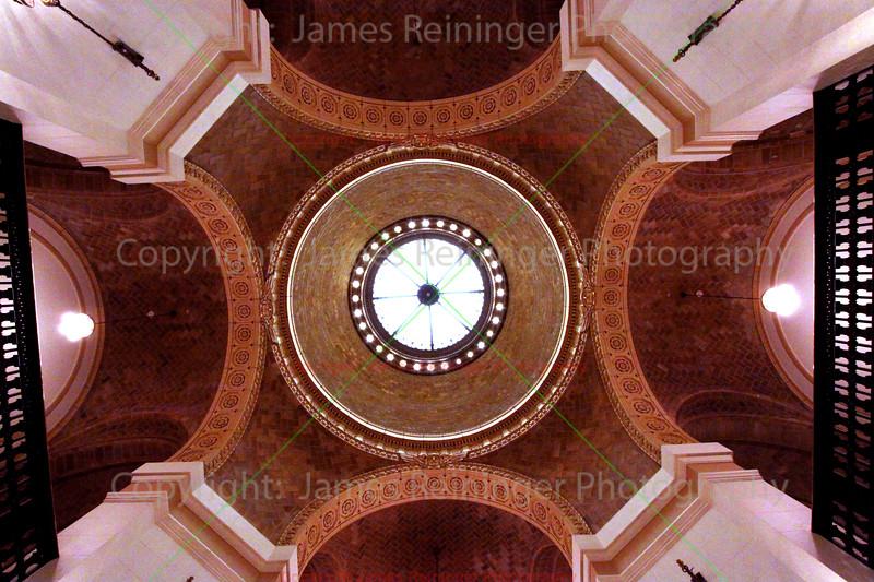 Ceiling of the Rotunda