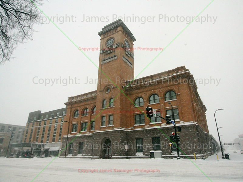 Milwaukee Train Depot