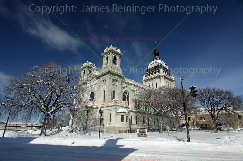 St. Mary's in Snow