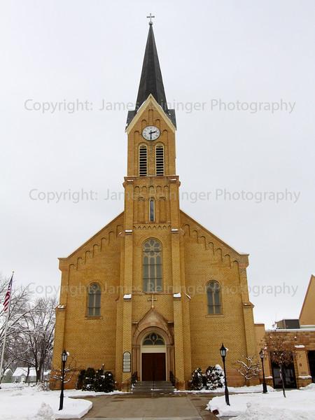 Our Lady of The Prairie Church