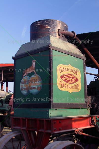 Garr-Scott Tigerpull Gas Tractor