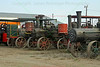 Old Steam Tractors